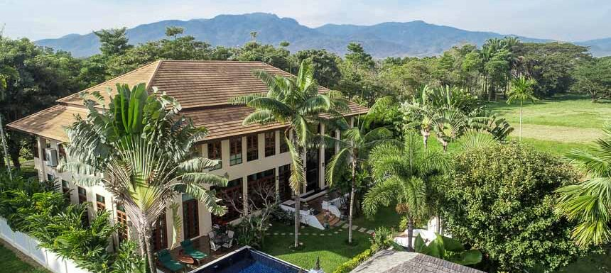 Luxury Property Chiang Mai, Luxury Property in Exclusive Community in Mae Rim, Chiang Mai