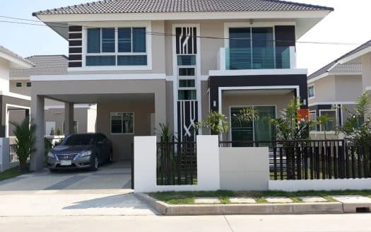 , 3 Bedroom House Brand new fully furnished at Karnkanok 20