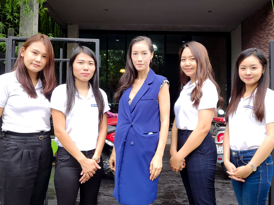 , New members of the 66 PROPERTY Team!