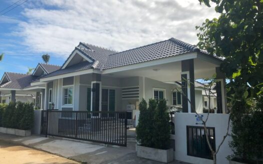 , 3 Bedroom House for Rent with Mountain View in Moo Baan. Rim Nuea, Mae Rim