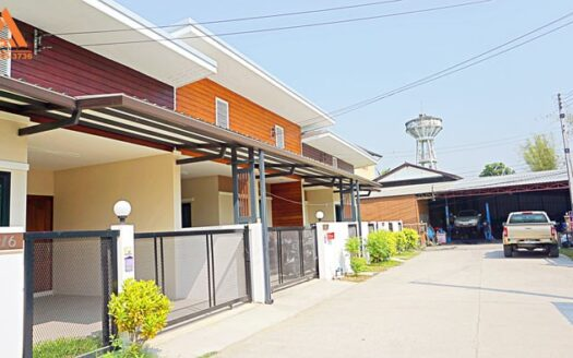 , 2 Bedroom House New Build for Sale at Don Chai, Pa Daet