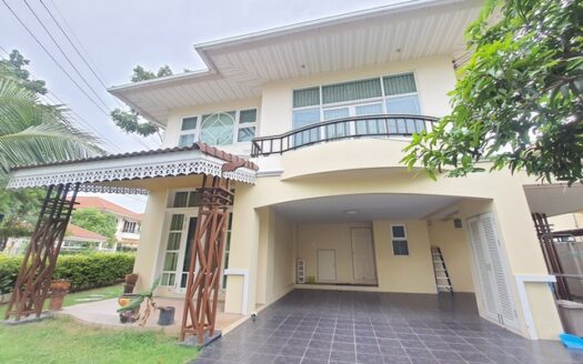 , 4 Bedroom House for Rent at Supalai Ville, Tha Sala