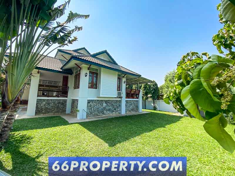 Big 4 Bedroom House for rent near Cmu | Chiang Mai Real ...